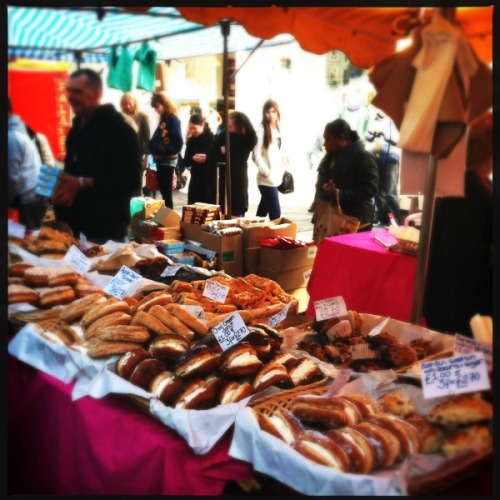 Beautiful Saturday in Portobello Market, would love to do it again.  Loftus Lens, DC Film, No Flash, Taken with Hipstamatic
