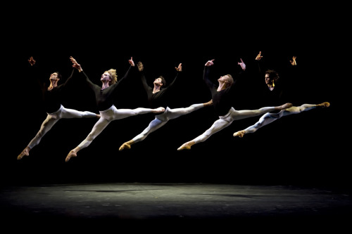 balletish:  Kings of Dance photo by © Gene Schiavone  yes.