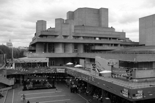 Royal National Theatre, London. June 2012.