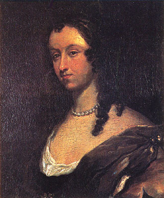 "thestuartkings:  Aphra Behn (1640 – 1689)  Portrait by Mary Beale A spy and playwright who wrote that she valued fame and recognition 'as much as if she had been born a hero'. A prolific dramatist of the English Restoration, she was one of the first English professional female writers. Her poem 'The Disappointment' which was included in the Earl of Rochester's 'Poems on Several Occasions"" was about premature ejaculation from the woman's perspective. In 1666 Behn became attached to the Court, possibly through the influence of Thomas Culpepper and other associates of influence, where she was recruited as a political spy to Antwerp by Charles II. Her code name for her exploits is said to have been Astrea, a name under which she subsequently published much of her writings. Aphra Behn died on 16 April 1689, and was buried in Westminster Abbey. Below the inscription on her tombstone read the words: ""Here lies a Proof that Wit can never be / Defence enough against Mortality."" She was quoted as once stating that she had led a ""life dedicated to pleasure and poetry."" In Virginia Woolf's reckoning, Behn's total career is more important than any particular work it produced. Woolf wrote, ""All women together, ought to let flowers fall upon the grave of Aphra Behn… for it was she who earned them the right to speak their minds."""