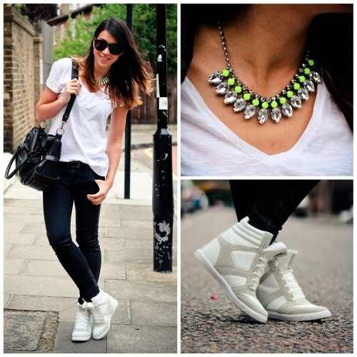 lookbookdotnu:  Sneaker style (by Bridg @ PhoandChips.com)