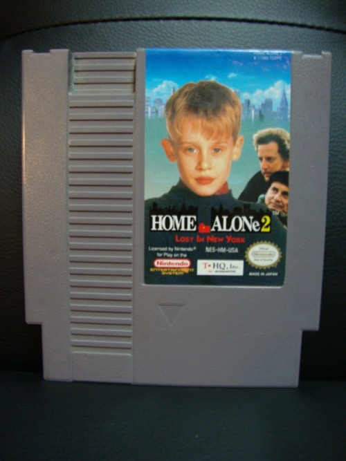 Home Alone 2: Lost in New York (1992) Nintendo Entertainment System Imagineering