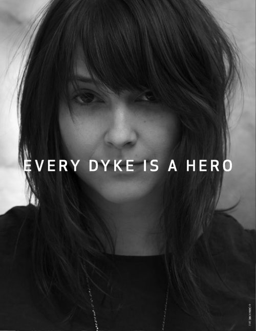 everydykeisahero:  Every Dyke is a Hero - NYC Dyke March 20th Anniversary is June 23rd!
