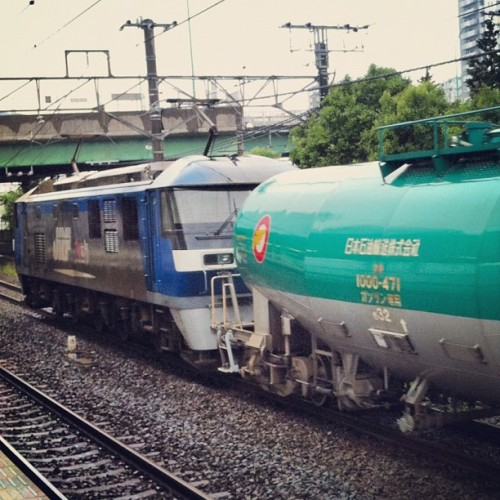 Taken with Instagram at 新川崎駅 (Shin-Kawasaki Sta.)