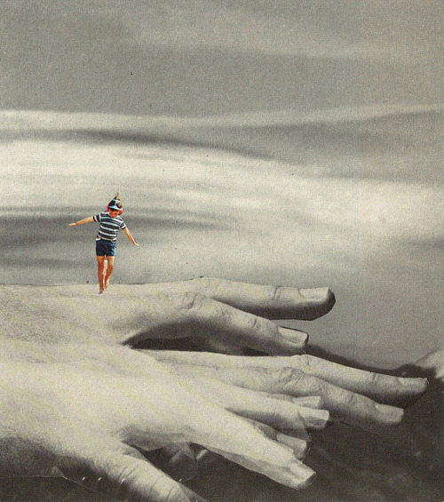 fuckbroccoli:  3AM of the Soul #9 by collageartbyjesse on Flickr.