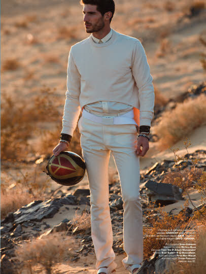mensfashionworld:  Ryan Barrett by Sasha Eisenman for Tetu