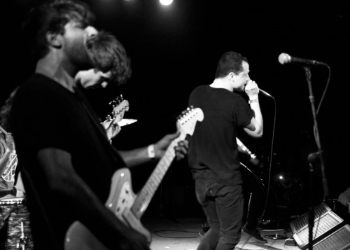 Touche Amore @ The Glasshouse. Note Nick's yelling face.