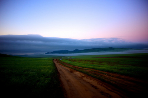 Near Darkhan, Mongolia (NateVenture)