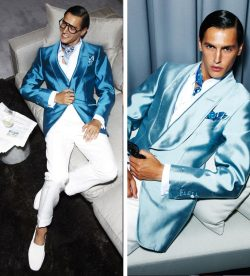 mensfashionworld:  Tom Ford Spring/Summer 2012 lookbook