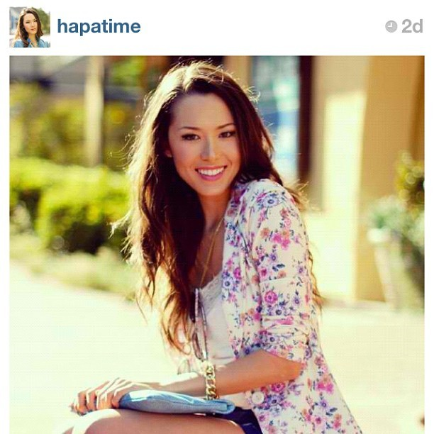 johnagcaoili Follow her @hapatime . She has a rad blog too!