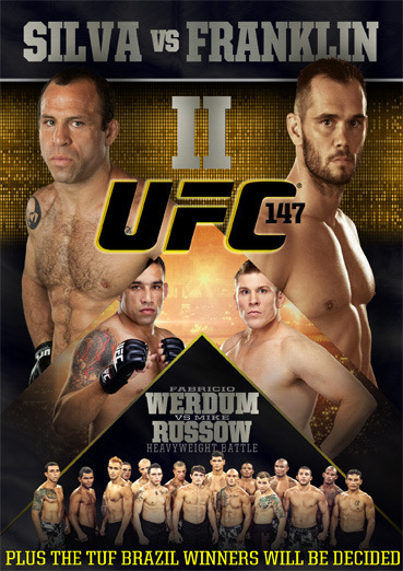Wanderlei Silva gets his rematch with Rich Franklin at UFC 147.