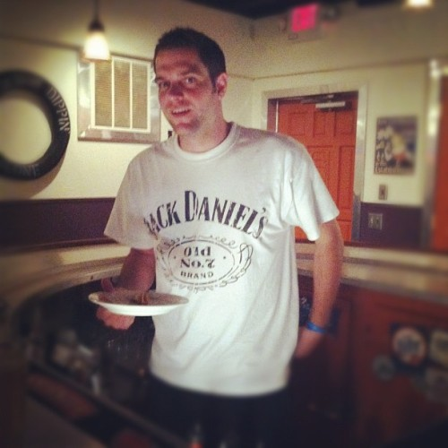 The one and only… cuzzo Nate Schulte  (Taken with Instagram)