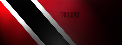 Trinidad Flag Facebook Cover