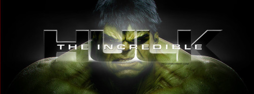 The Incredible Hulk Facebook Cover