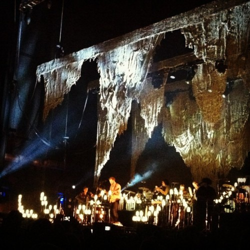 Bon Iver. Incredible. (Taken with Instagram)