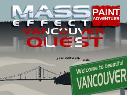 Mass Effect 3 Paint Adventures here.  Check it out.