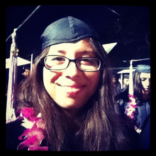 #cpp #collegeofENV #BFA #GD stupid ass #gradcap  (Taken with Instagram)