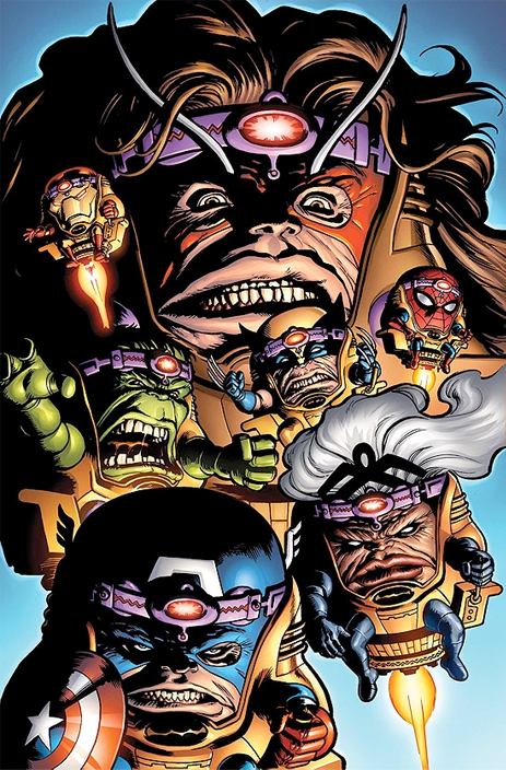 submittodoom:  stupidsexymodok:  Quite frankly, I like them better this way!  EXCUSE ME. I THINK I VOMITED A LITTLE IN MY MASK.