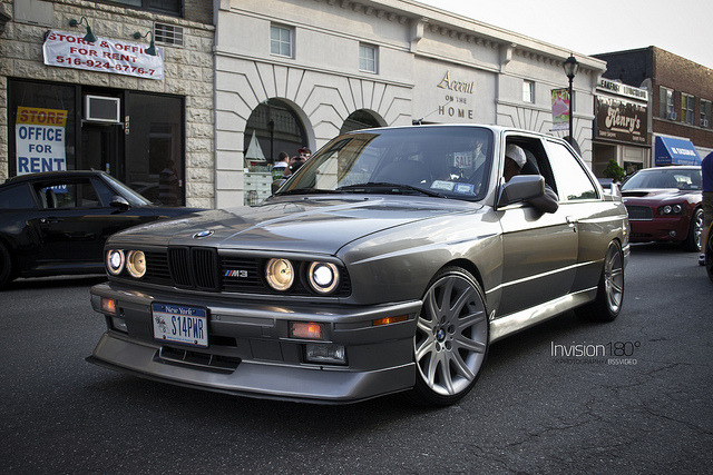 BMW E30 M3 by 9K Photography on Flickr.