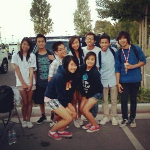 SS! (: summerfest with these guys (Taken with Instagram)