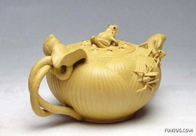 A teapot for the Reeds.