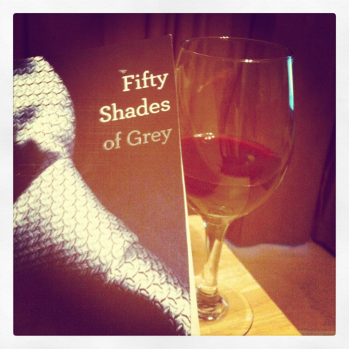 So I've started reading Fifty Shades. I keep hearing that it will be the best thing that's ever happened to my sex life. After baby it could use a jump start….is this it?????