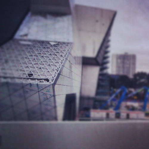 New entertainment centre #imacitychanger #perth  (Taken with Instagram)