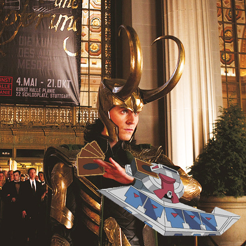 talentedmischiefmaker:  rosetheravager:  my-beds-perfect-for-hiddleston:  hiddles-boner:  teasgarden:  I can't believe I laughed at this.  I CAN'TBREATHE  ITS TIME TO K-KN-KN-KNEEEEL  I can see Loki as Seto Kaiba SCREW THE RULES I'M A GOD.  -Inhuman screaming and dinosaur noises.-
