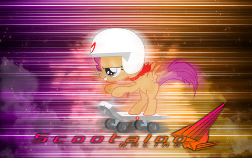Scoot Racer by ~Vexx3