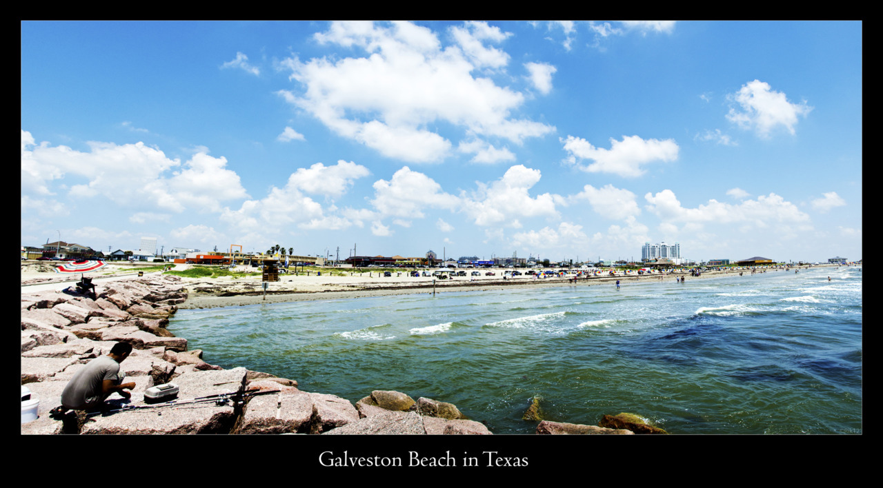 Galveston Beach, TX