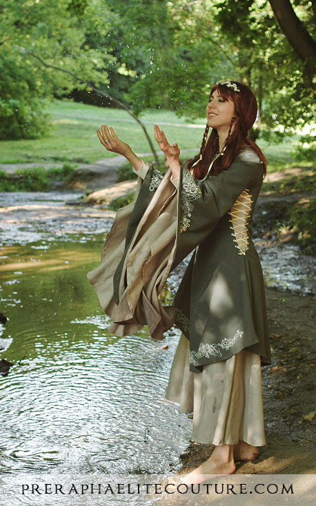 Medieval Irish Dress 01 by ~Angirias