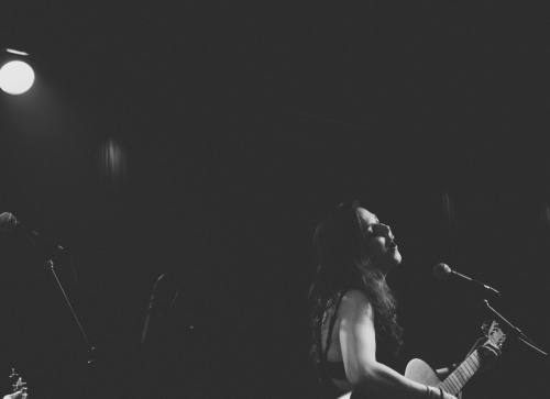 davidgallardo:  Nanna (Of Monsters and Men) @ The Independent, San Francisco, CA (3.22.12)
