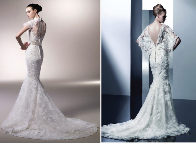 Alma Novia 2012 collection!