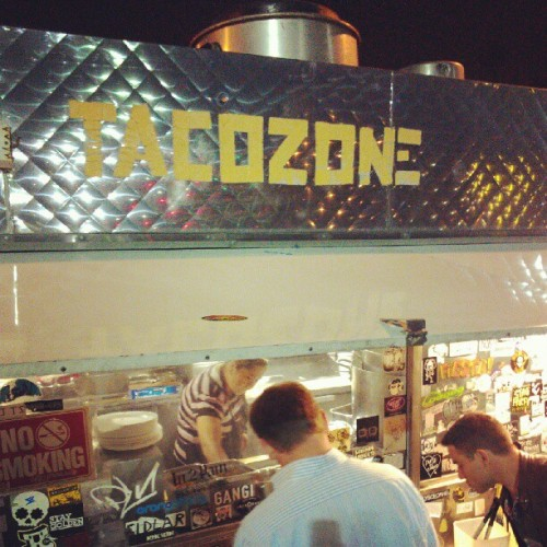 TACOZONE! #tacos  (Taken with Instagram)