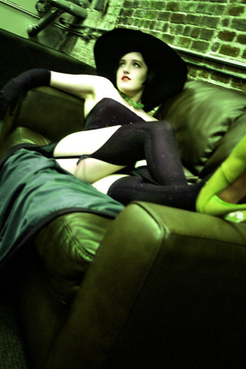 zlippity:  Candid shot from a shoot in February Photo and edit: Mika  (Mod M notes: Wow dang wow wow, firstly this blog needs to get back into business, and secondly I'm personally reblogging this because one Zlip is a fantastically sexy Snowman and two as a Snowman cosplayer myself she's been a huge inspiration to me and my cosplays. So seeing her all dolled out and fine, it does things to my kokoro. I only wish it was a clearer photo but what can you ask from candids. Stay beautiful Zlip!)