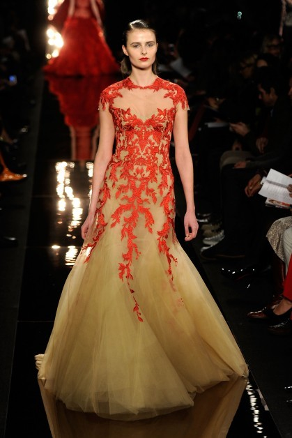 Dress Envy: Monique Lhuillier fall 2012