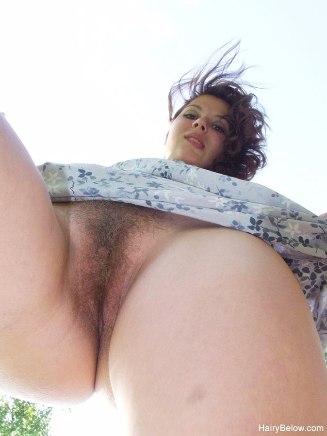 Hairy flash 4