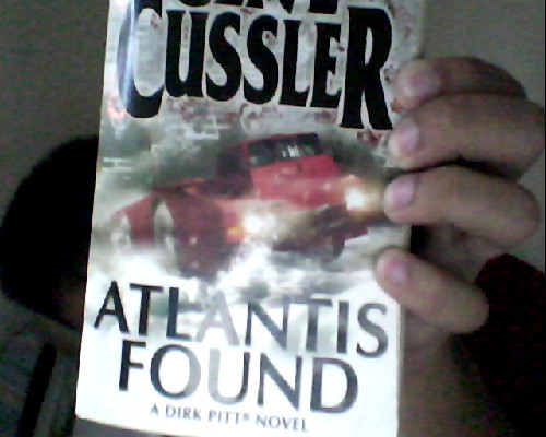 NOW READING: Clive Cussler's ATLANTIS FOUND
