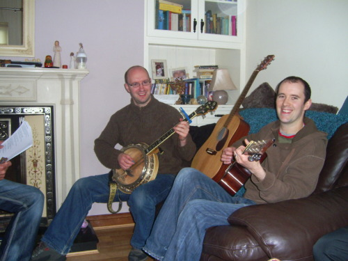 The Keane Brothers: Fine Irish Musicians