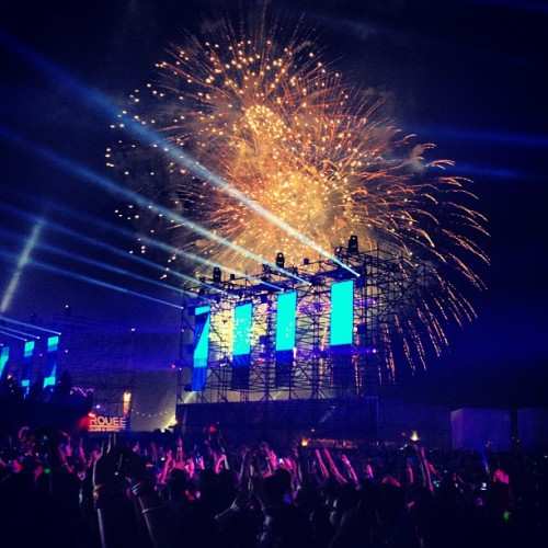 #edc (Taken with Instagram)