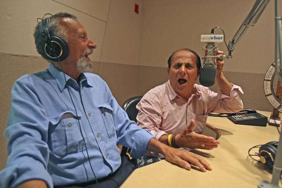 'Car Talk' reaches the end of the road  Brothers Tom and Ray Magliozzi, co-hosts of the long-running public radio show, said Friday they will stop producing new programs in October.