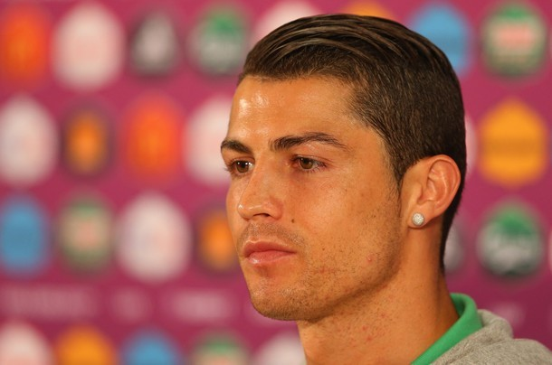 """Press conference 08.06.2012: """"In such a short tournament, the team which is physically best and tactically strongest will win. I hope that Portugal will be that team. I hope that we will make a great campaign. We will try to go as far as possible.""""  (via Photo from Getty Images)"""