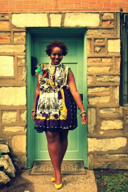 trueafricanoriginal:  Kate Bomz in Chichia London