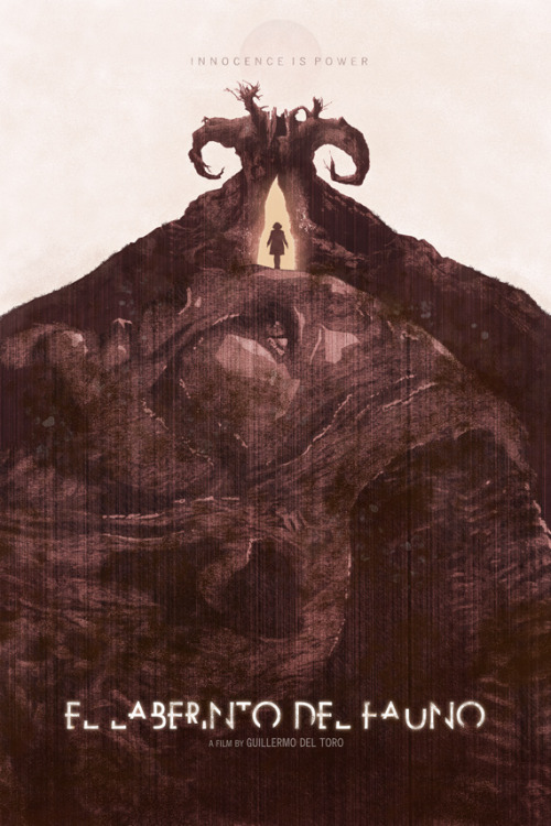 fuckyeahmovieposters:  Pan's Labyrinth by Duke Dastardly