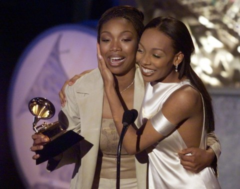 THIS DAY IN MUSIC…  1998, Brandy & Monica started an 11 week run at No.1 on the US singles chart with 'The Boy Is Mine'.