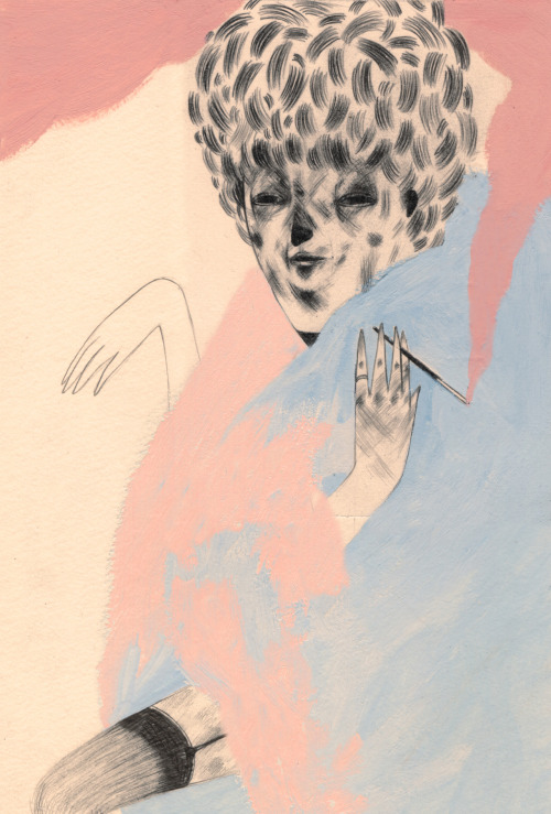 owengentillustration:  Madame Flench