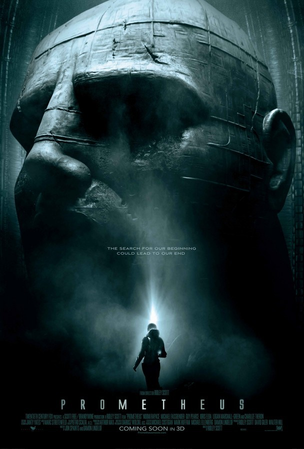 "unciprianquidort:  Prometheus (2012) I've enjoyed the visual universe we were introduced to, but that's pretty much it. Oh, and yes, Ridley Scott knows how to create tension. Unfortunately, the script has many flaws, not to mention clichés. I don't think the best way to find answers to the meaning and purpose of life is through a SF themed movie. And if it is, well, this is just not the movie able to do it. It's just your everyday easy to digest film. 2/5 [two stars out of five]  GOOD EARTH http://ruoteitalia.tumblr.com/archive  Ruote Latina        Ruote Italia Il portale ospita aziende, uomini e piloti e vuol essere un luogo di incontro tra quanti vivono le ""ruote"", qualunque esse siano, con passione, consci del valore che l'invenzione della ruota ha rappresentato per l'umanità tutta. Seguiteci con attenzione, non ve ne pentirete. http://www.ruotelatina.com  ruotelatina@gmail.com  http://www.ferdinandporsche.net http://ruoteitalia-blog.tumblr.com/archive http://leosimonelli.tumblr.com/archive http://fabiodamiani.tumblr.com/archive http://italiaunoweb.tumblr.com/archive http://rossoferrari.tumblr.com/archive http://mitomotori.tumblr.com/archive http://motodays-2012.tumblr.com/archive  http://pianetaruote.tumblr.com"