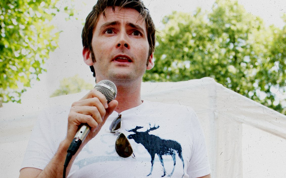 Pictures of David Tennant : 3 / 100