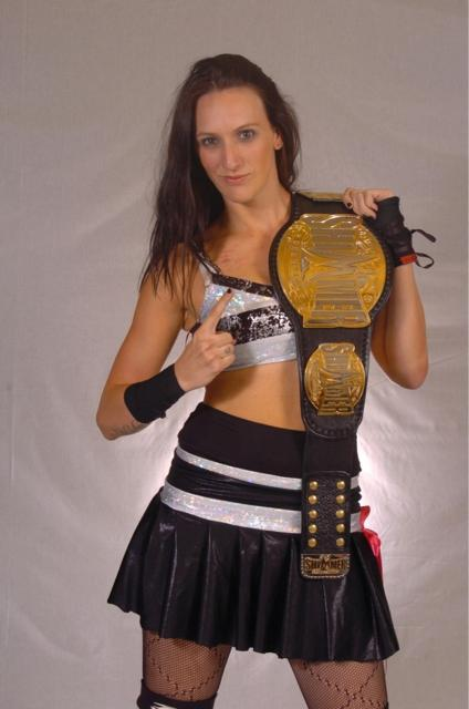 Woman of the Day (June 13th, 2012): Madison Eagles. Watch her matches on ClickWrestle. Use discount code 'divadirt' for 10% off every purchase.