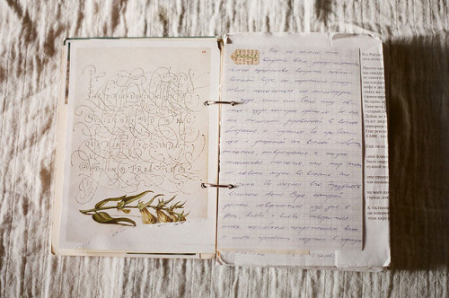 10 by inmost_light on Flickr. ~ gorgeous journal